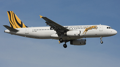 VH-VND - Airbus A320-232 - Tiger Airways