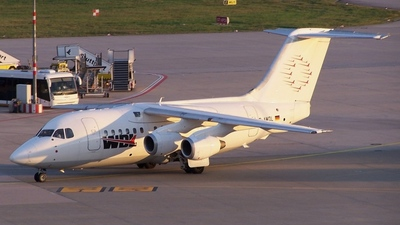D-AWDL - British Aerospace BAe 146-100 - WDL Aviation