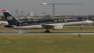 N631AU - Boeing 757-2B7 - US Airways