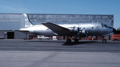 C-GCXG - Douglas DC-4 - Soundair