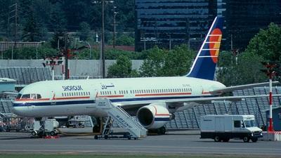 SU-RAC - Boeing 757-29J - Shorouk Air