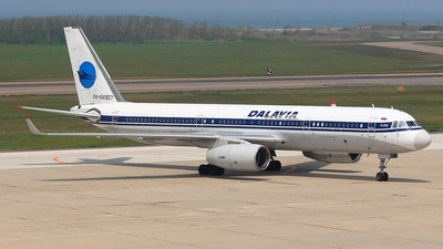 RA-64507 - Tupolev TU-214 - Dalavia - Far East Airways