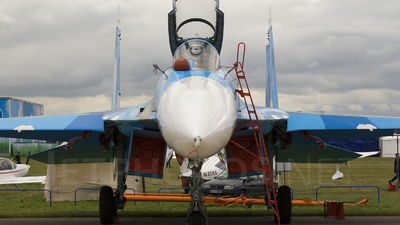 06 - Sukhoi Su-27 Flanker - Russia - Air Force