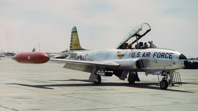 57-0530 - Lockheed T-33 Shooting Star - United States - US Air Force (USAF)