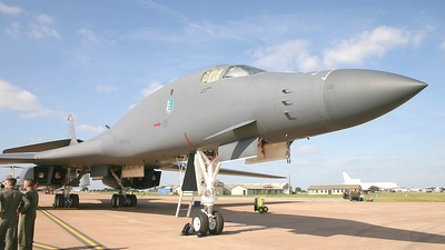 86-0099 - Rockwell B-1B Lancer - United States - US Air Force (USAF)