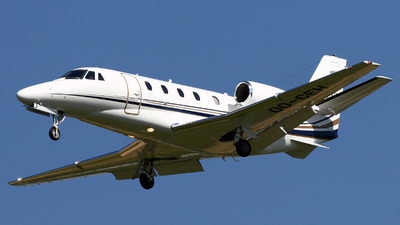 OO-CEH - Cessna 560XL Citation XLS Plus - Private