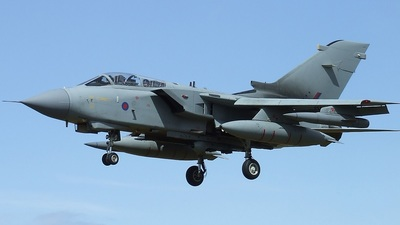 ZD849 - Panavia Tornado GR.4 - United Kingdom - Royal Air Force (RAF)