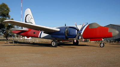 VH-NEP - Lockheed SP-2H Neptune - Aerocorp