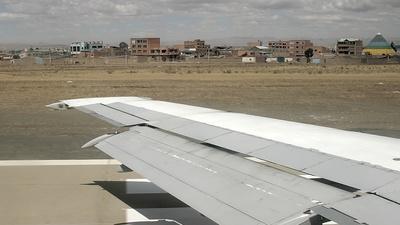 CP-2422 - Boeing 727-264(Adv) - AeroSur