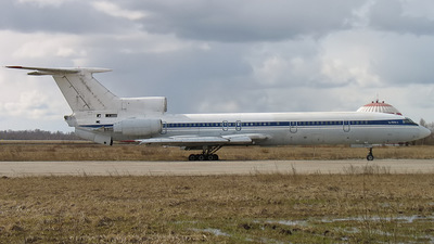 RA-85343 - Tupolev Tu-154B-2 - Pulkovo Aviation Enterprise
