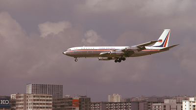 B-1824 - Boeing 707-309C - China Airlines