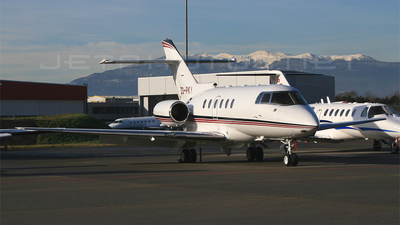 ZS-PKY - Raytheon Hawker 800XP - Private