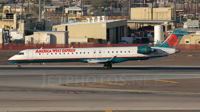 N930LR - Bombardier CRJ-900ER - America West Express (Mesa Airlines)