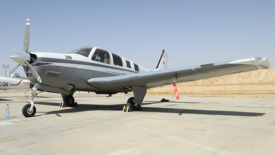 318 - Beechcraft A36 Chofit - Israel - Air Force