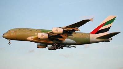 F-WWSJ - Airbus A380-861 - Airbus Industrie
