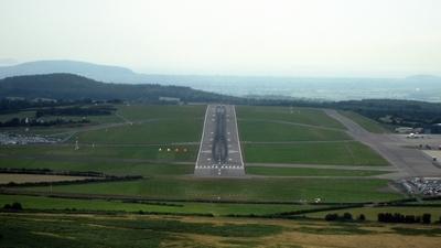 EGGD - Airport - Runway
