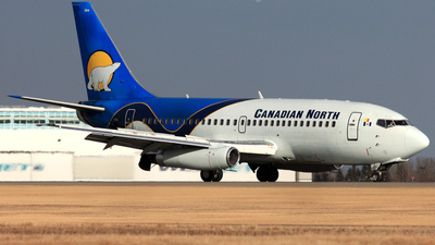 C-GDPA - Boeing 737-2T2C(Adv) - Canadian North