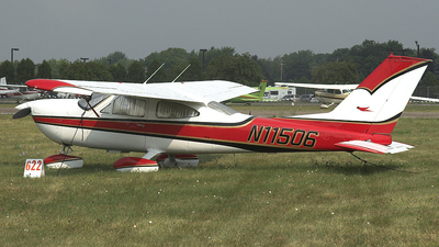 A picture of N11506 - Cessna 177B Cardinal - [17702343] - © Paul Chandler