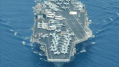 CV-67 - Aircraft Carrier - Airport Overview