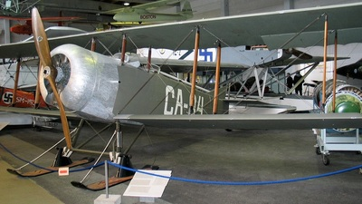 CA-84 - Caudron C-60 - Finland - Air Force