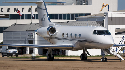 N454JB - Gulfstream G-III - Private