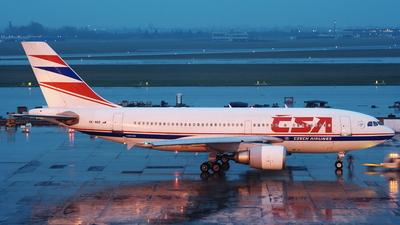 OK-WAB - Airbus A310-304 - CSA Czech Airlines
