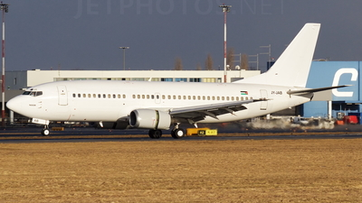 JY-JAB - Boeing 737-33A - Jordan Aviation