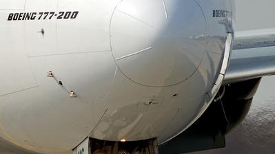 A6-EMG - Boeing 777-21H(ER) - Emirates
