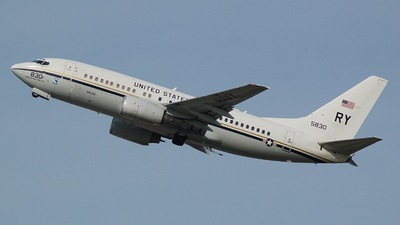 165830 - Boeing C-40A Clipper - United States - US Navy (USN)