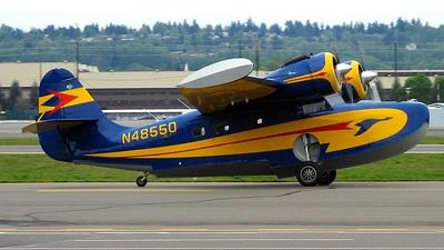 N48550 - Grumman G-21A Goose - Private