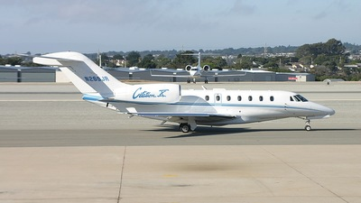 N269JR - Cessna 750 Citation X - Private