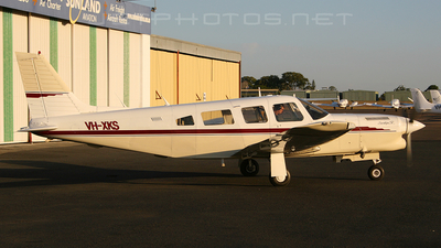 VH-XKS - Piper PA-32R-301T Turbo Saratoga SP - Private