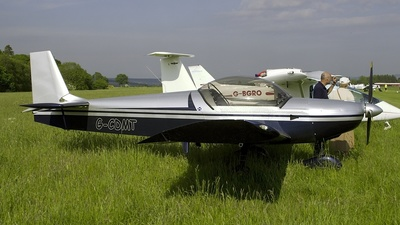 G-CDMT - Zenair Zodiac CH 601XL - Private