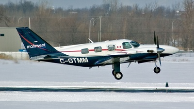 A picture of CGTMM - Piper PA31T1 Cheyenne 1 - [31T7904008] - © Robert St-Pierre