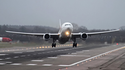 A6-EMJ - Boeing 777-21H(ER) - Emirates