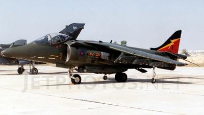ZG859 - British Aerospace Harrier GR.7 - United Kingdom - Royal Air Force (RAF)