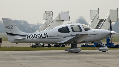 N300LN - Cirrus SR22-GTS - Private