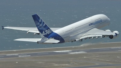 F-WXXL - Airbus A380-841 - Airbus Industrie