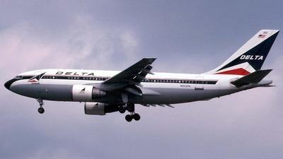 N802PA - Airbus A310-222 - Delta Air Lines