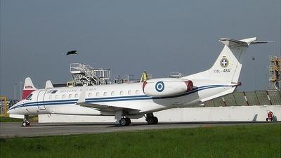 135L-484 - Embraer ERJ-135BJ Legacy - Greece - Air Force