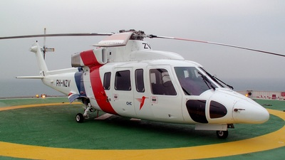 PH-NZV - Sikorsky S-76B+ - CHC Helicopters