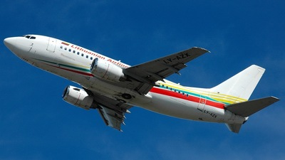 LY-AZX - Boeing 737-5Q8 - Lithuanian Airlines
