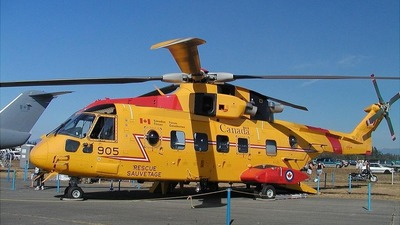 149905 - Agusta-Westland CH-149 Cormorant - Canada - Royal Canadian Air Force (RCAF)