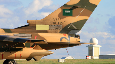 6612 - Panavia Tornado IDS - Saudi Arabia - Air Force
