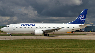 EC-JSS - Boeing 737-4K5 - Futura International Airways