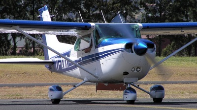 TI-AWR - Cessna R172K Hawk XP - Private