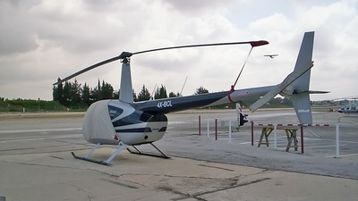4X-BCL - Robinson R44 Astro - Private
