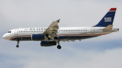 N676AW - Airbus A320-232 - US Airways (America West Airlines)