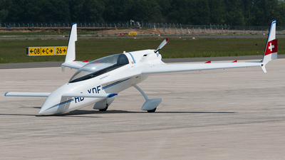 HB-YDF - Rutan Vari-Eze - Private