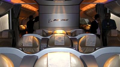 N6066Z - Boeing 777-240LR - Boeing Company